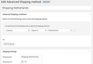 woocommerce-advanced-shipping-netherlands