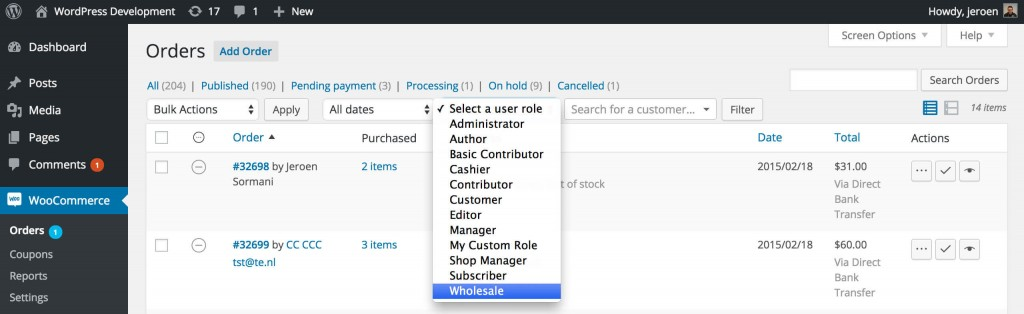 woocommerce-filter-orders-on-user-role